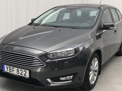begagnad Ford Focus 1.5 TDCi Kombi (120hk)
