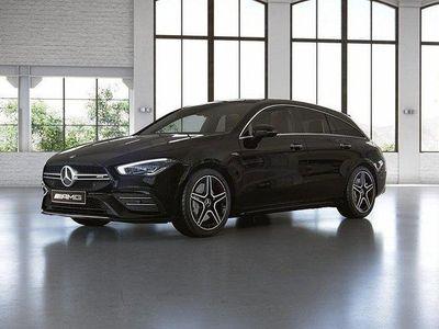begagnad Mercedes CLA35 AMG AMG4MATIC Shooting Brak