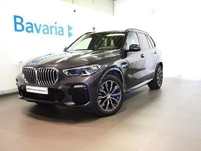 begagnad BMW 700 X5 xDrive 40i M Sport Innovation Travel Winter Drag 2019, SUV 763kr
