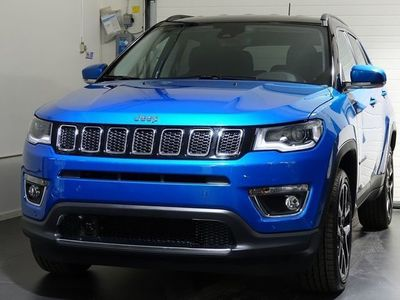 begagnad Jeep Compass Limited 1.4 Multi-air 170 AT9 AWD