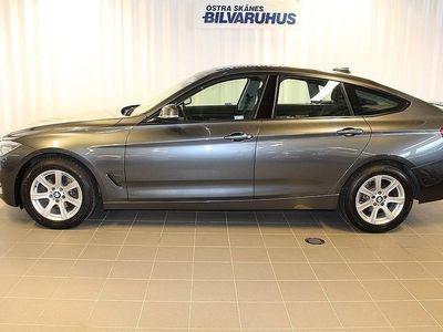 begagnad BMW 320 Gran Turismo d Xdrive (184Hk)
