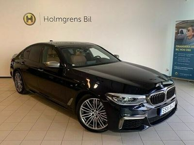 begagnad BMW M550 i xDrive Ultimate Edition Connected M Sport