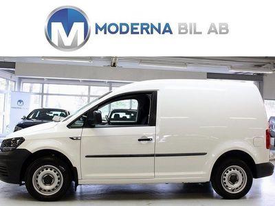 begagnad VW Caddy 1.4 TGI CNG AUT EU6 110HK M-VÄRM