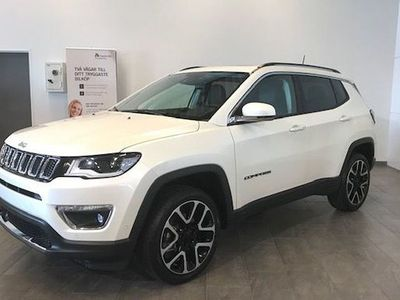 begagnad Jeep Compass LIMITED 1.4 170HK AWD Privatleasing 3999 Kr