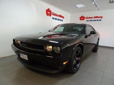 begagnad Dodge Challenger 3,6 V6 Auto 309HK 12000Mil AC
