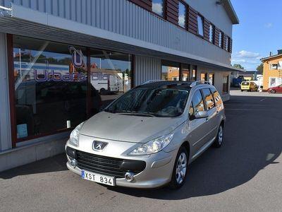 begagnad Peugeot 307 SW 2.0 (140hk) Ny Servad/Panorama