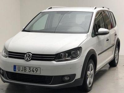 begagnad VW Touran Cross Touran 1.4 TSI