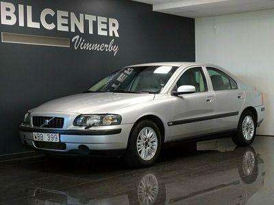 begagnad Volvo S60 2.4 170hk *Drag *S&V