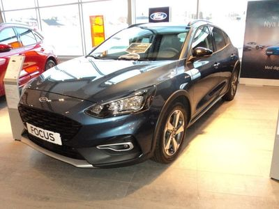 begagnad Ford Focus Active 1.0 125 5-d