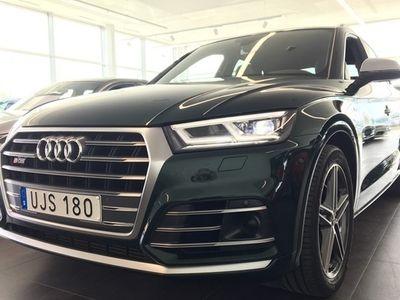begagnad Audi SQ5 TFSI 2017, SUV 499 800 kr