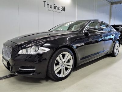 begagnad Jaguar XJ 3,0 D Lång / 1 Ägare / Svensksåld