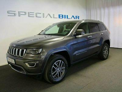 begagnad Jeep Grand Cherokee 3.0 V6 CRD 4WD Limited Aut Drag 2018, SUV Pris 389 000 kr