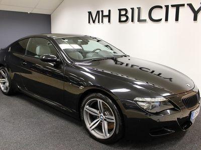 """begagnad BMW M6 Coupé SMG 507Hk Sv-Såld""""Toppskick"""""""