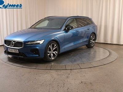 begagnad Volvo V60 D4 R-Design 2020, Kombi 367 000 kr