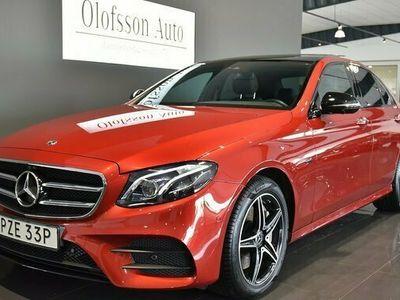 begagnad Mercedes E300 AMG Premium Plus Panorama Drag 306hk