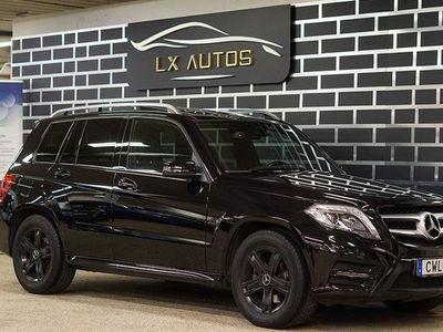 begagnad Mercedes 220 GLK BenzCDI 4Matic Pano Navi Drag Skinn 2014, SUV Pris 239 000 kr