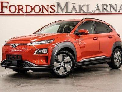 begagnad Hyundai Kona ELECTRIC 64 KWH PREMIUM 2,95% RÄ