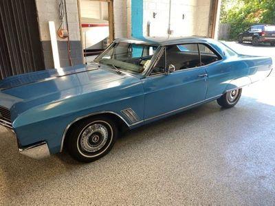 begagnad Buick Skylark 1967 Hardtop Avbetalning ordnas