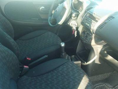 begagnad Nissan Note 5D 1,4 VISIA *Byte/finans*