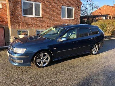 begagnad Saab 9-3 AERO V6 lågmil
