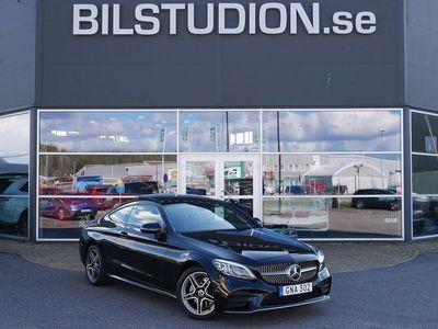 begagnad Mercedes C200 Coupé,9G,AMG,1.390mil