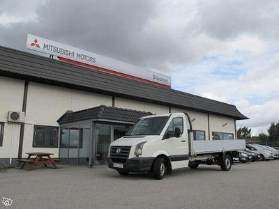 brugt VW Crafter 35 2,5TDI Flak 2011, Transportbil 124 900 kr