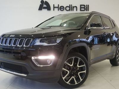 begagnad Jeep Compass 1.4T 170HK 4WD SERIE 2 PANORAMA * DEMOTILLFÄLLE*