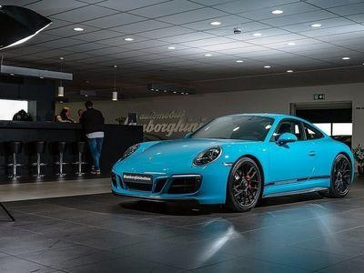 begagnad Porsche 991 GTS / PDK / Miami Blue