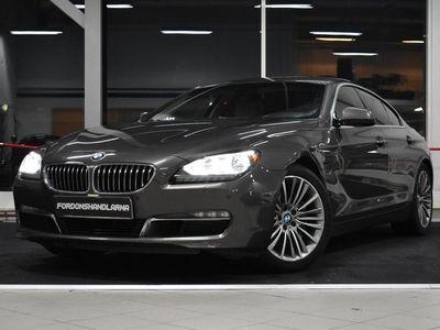 begagnad BMW 640 d GranCoupé SVENSK B&O 313HK