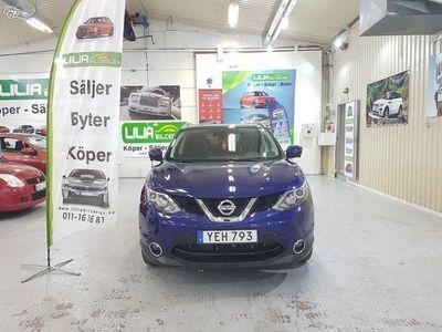 begagnad Nissan Qashqai 1.2 DIG-Tekna,Fullutrustad