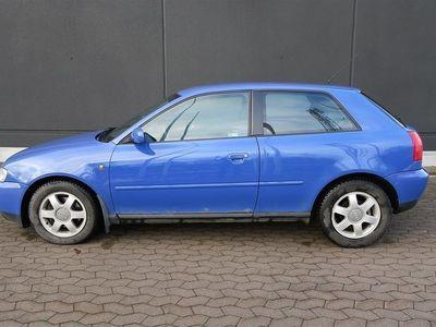 gebraucht Audi A3 1,8T 150hk 3dr Kamrem bytt