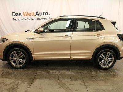 begagnad VW T-Cross - 1.0 TSI 95 MAN R-line 2019, Halvkombi 229 900 kr