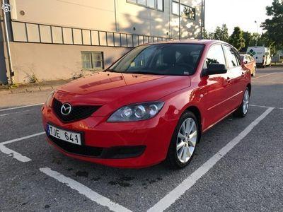 brugt Mazda 3 1.6 Ny Besiktad -07