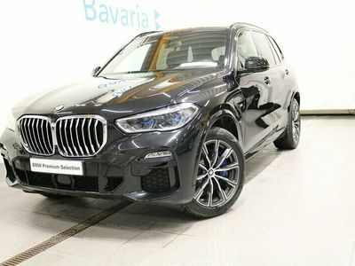 begagnad BMW X5 xDrive45e iPerformance Innovation M-Sport Laser Panorama 394hk