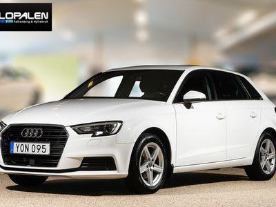begagnad Audi A3 Sportback 1.5TFSI 2018, Halvkombi 184 900 kr