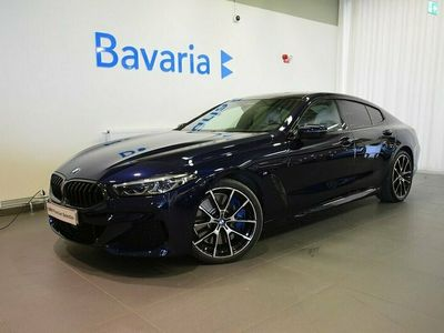 begagnad BMW 840 i xDrive Gran Coupe M-sport Panorama Värmare