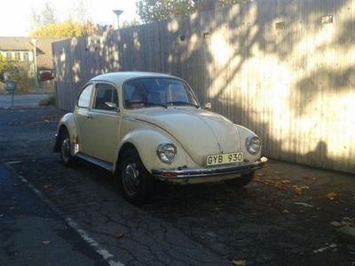 brugt VW Käfer bubbla1975