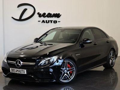 begagnad Mercedes C63S AMG AMG PERFORMANCE FRÅN 3500KR