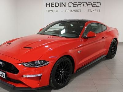 used Ford Mustang GT 5.0 V8 451HK Black Roof