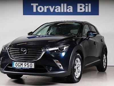 begagnad Mazda CX-3 Optimum 2.0 120hk AWD - Inkl vinte