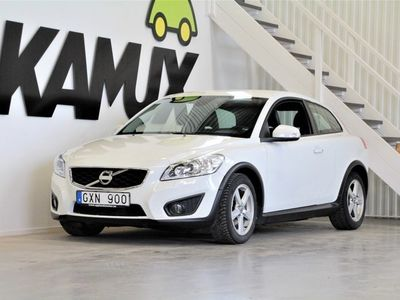 begagnad Volvo C30 1,6D | Summum | Fullservad!