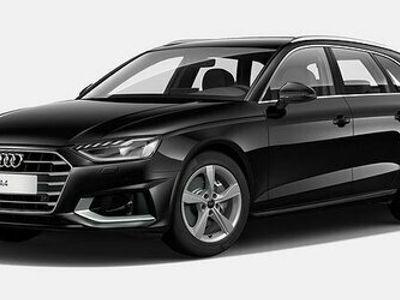 begagnad Audi A4 40TDI 204hk q Värmare Drag