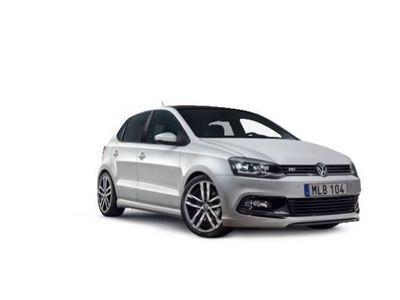 begagnad VW Polo 1.0 TSI 95hk Manuell