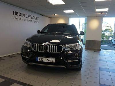 begagnad BMW X6 X6 XDRIVE30D // VINTERHJUL //
