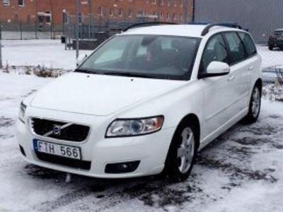 begagnad Volvo V50 1,6d -10