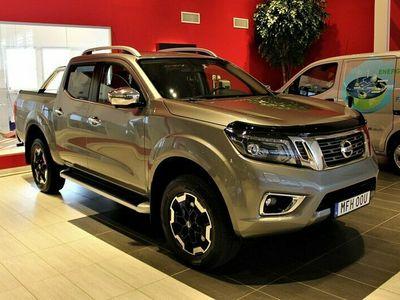 begagnad Nissan Navara Dubbelhytt 2.3 dCi 4WD / TEKNA