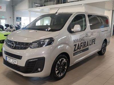 begagnad Opel Zafira Life Business L3 D120 AT8 9-Sits