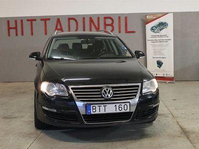 begagnad VW Passat 2,0 TDi