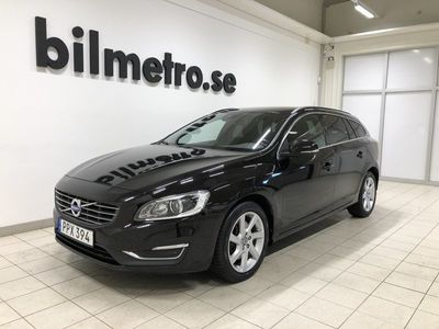 begagnad Volvo V60 Momentum D4 AWD Automat