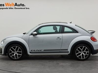 begagnad VW Beetle DUNE TSI 150HK / Soltak / Läder
